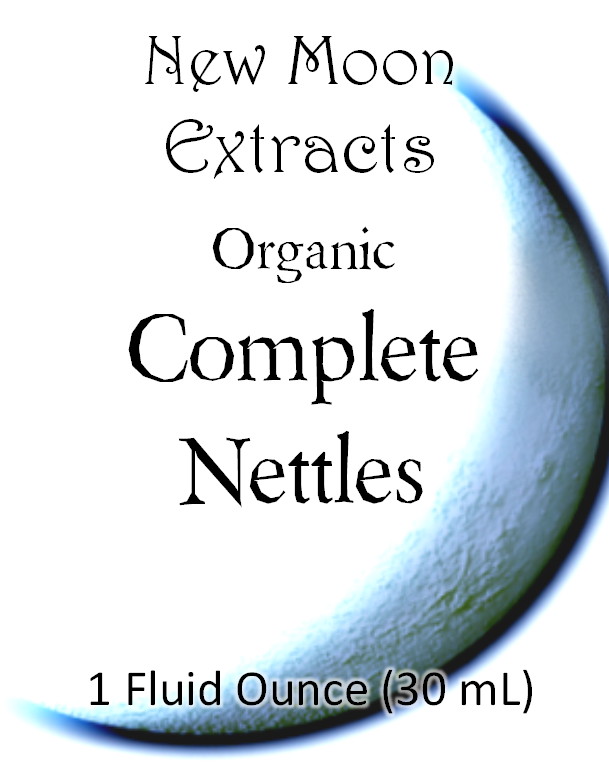 Complete Nettles Tincture Blend (Organic)