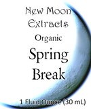 Spring Break Tincture Blend (Organic)