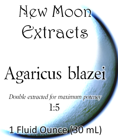 Agaricus blazei Tincture (Double Extracted)