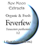 Feverfew Tincture (Organic, Fresh)