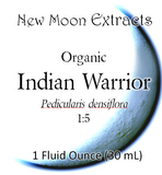 Indian Warrior (Pedicularis) Tincture (Organic)