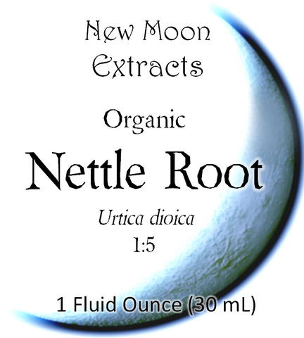 Nettle Root Tincture (Organic)