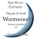Wormwood Tincture (Organic, Fresh)