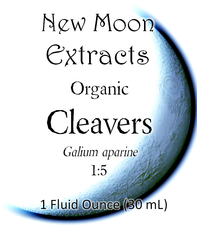 Cleavers Tincture (Organic)