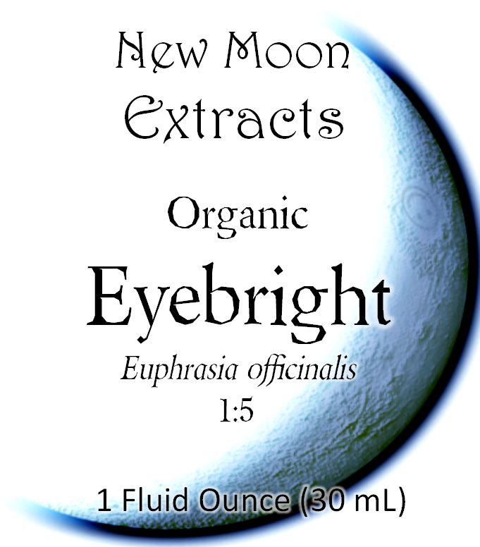 Eyebright Tincture (Organic)