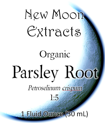 Parsley Root Tincture (Organic)
