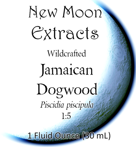 Jamaican Dogwood Tincture (Wildcrafted)