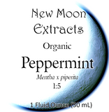 Peppermint Tincture (Organic)