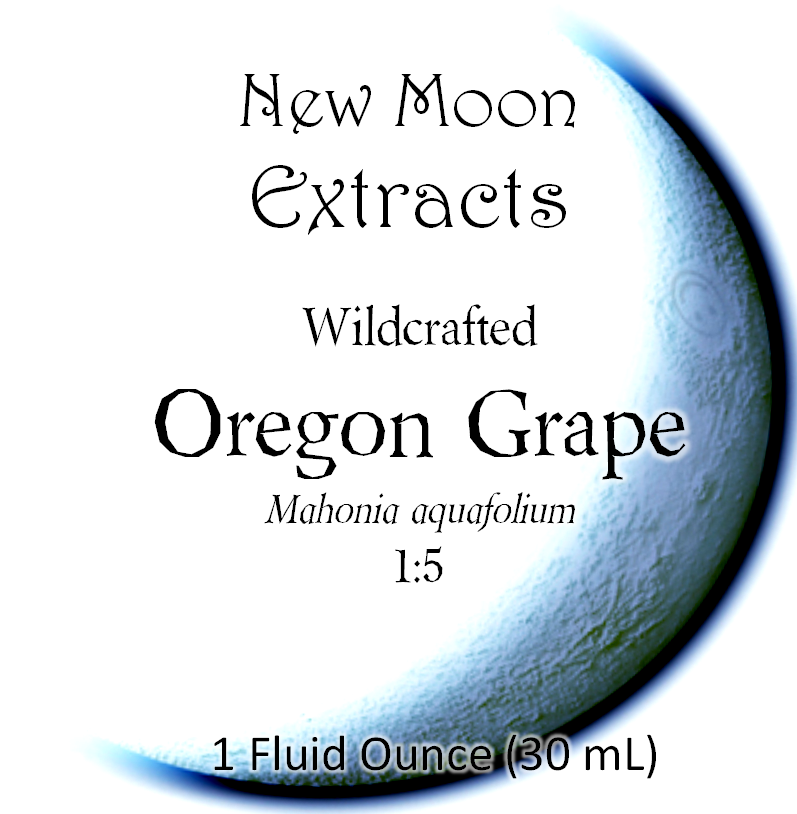 Oregon Grape Tincture (Wildcrafted)