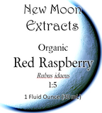 Red Raspberry Leaf Tincture (Organic)