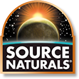 Source Naturals Glycine 500mg Capsules, 100 ct
