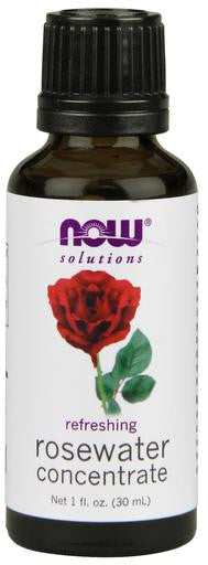 NOW Rosewater Concentrate - 1 fl. oz.