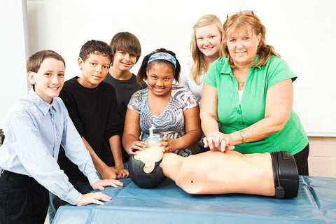 Red Cross First Aid Certification for Youth in the Childcare Setting (age 12-17)