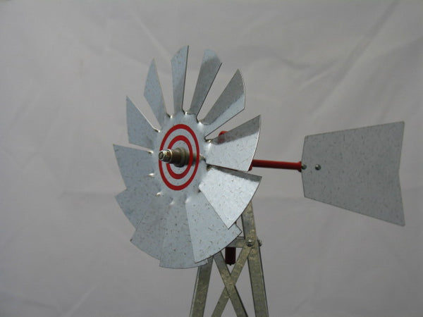 17 in Mini  Windmill Plain Tail