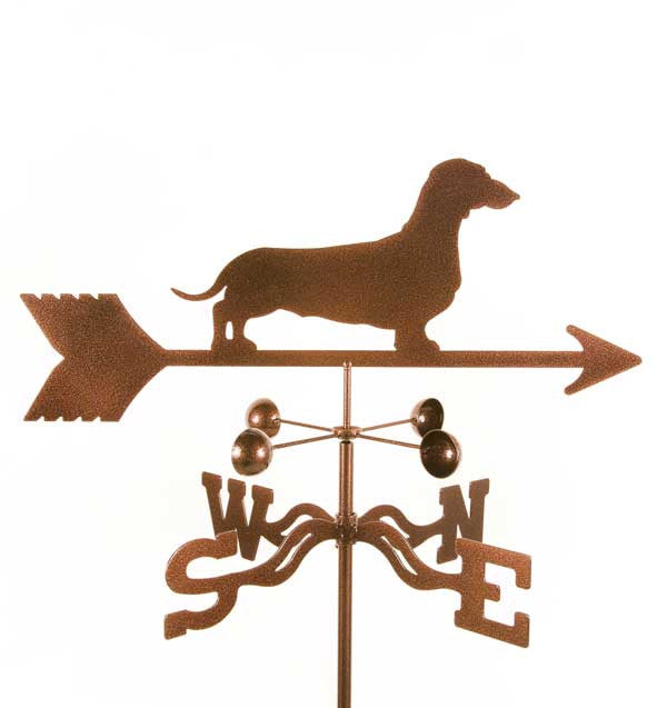 Dashund Weathervane
