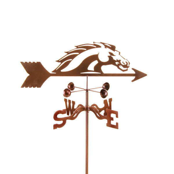 Bronco Weathervane