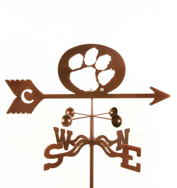 Clemson Tigers Weathervane