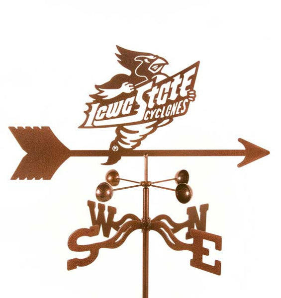 Iowa State Cyclones Weathervane
