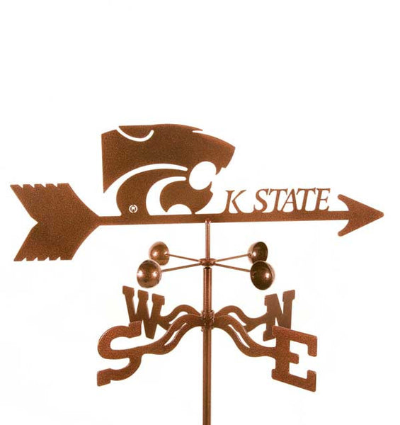 Kansas State Wildcats Weathervane