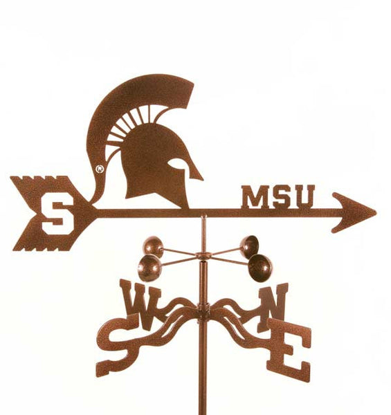 Michigan State Spartans Weathervane