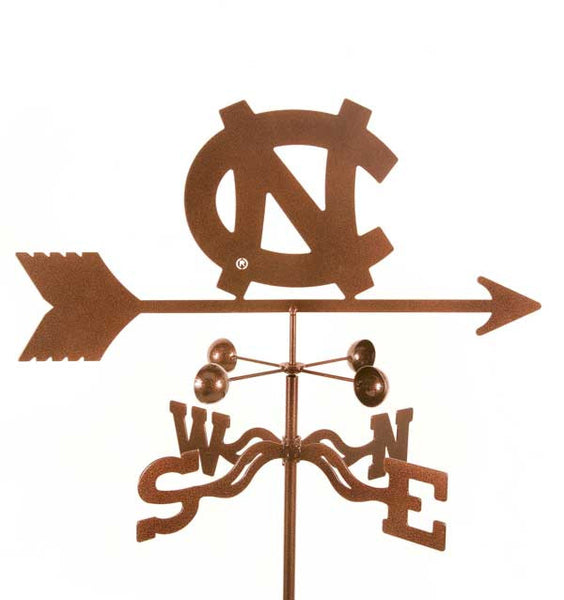 North Carolina Tar Heels Weathervane