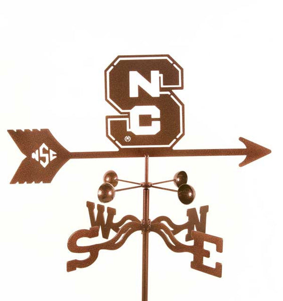 North Carolina State Wolfpack Weathervane