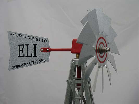 Eli Kregel mini windmill kit