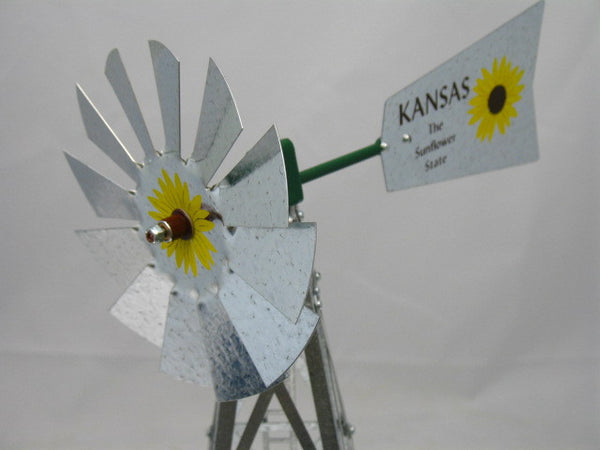 Kansas 17 inch mini windmill kit