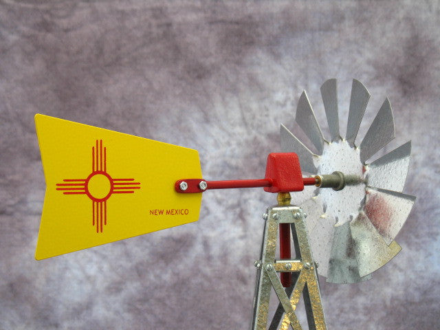 New Mexico  17 inch mini windmill kit