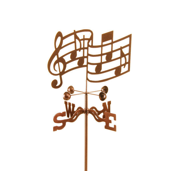 Musical Notes Weathervane
