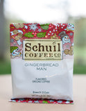Assorted Flavored Ground Coffee Packet- Schuil