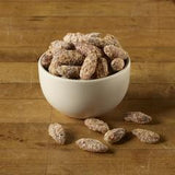 Coconut Orange Peel Almonds by Lush Gourmet