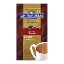 Premium Hot Cocoa packet- Ghirardelli