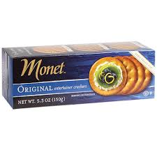 Original Entertainer Crackers- Monet