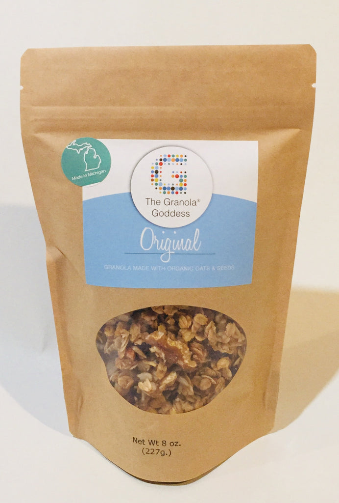 """Original"" Granola by The Granola Goddess"