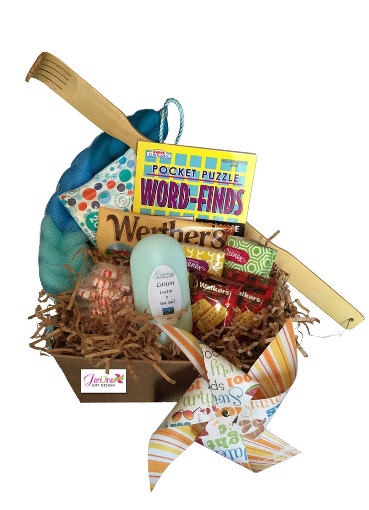 """Elder Love"" Gift Basket"