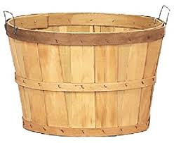 Orchard 1/2 Bushel Basket (Natural)
