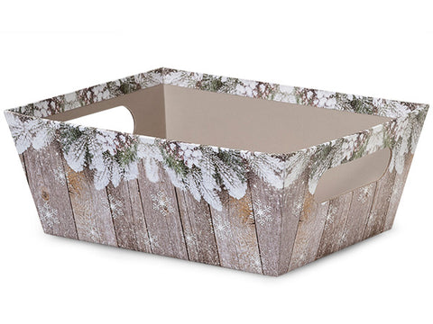 Rustic Pine Market Tray (XL)