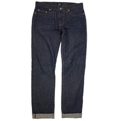 'New Standard' Indigo Selvedge Denim Jeans 33x36