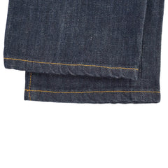 'Reed' Slim Straight Leg Indigo Denim Jeans 28x36