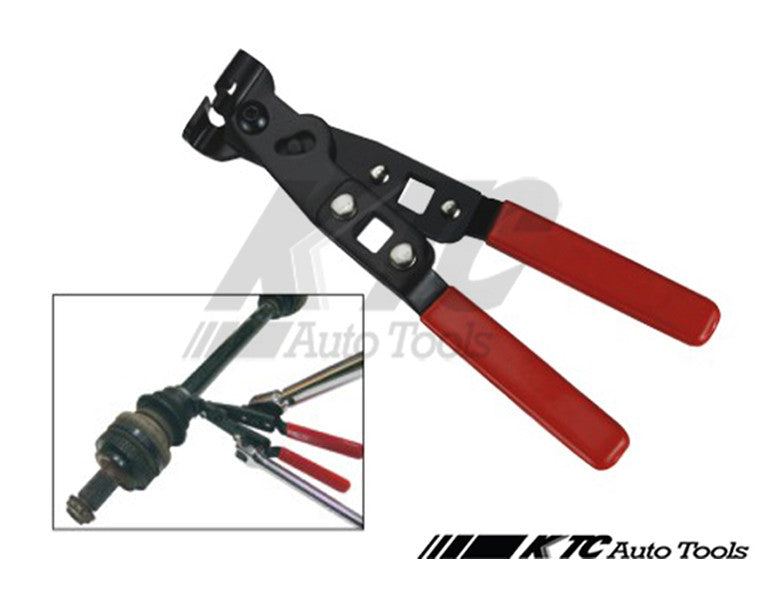 CV Boot Clamp Plier (For all ear-type clamps)