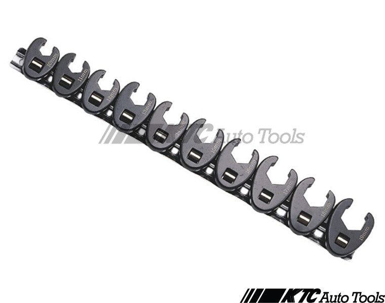 "3/8"" DELUXE CROW-FOOT WRENCH SET"