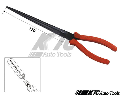 "12"" Extra Long Needle Nose Plier"