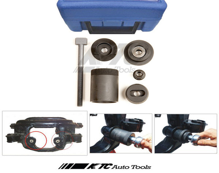 BMW E46 E85 Rear Subframe Differential Bushing Tool Set
