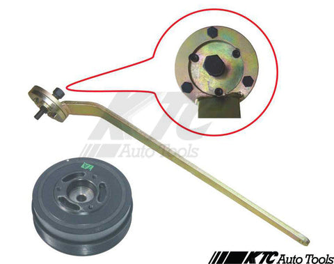Mini Cooper (R53) Vibration Damper Tools