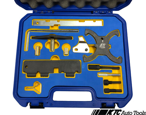 Ford and Volvo 1.6L Ecoboost Timing Tools