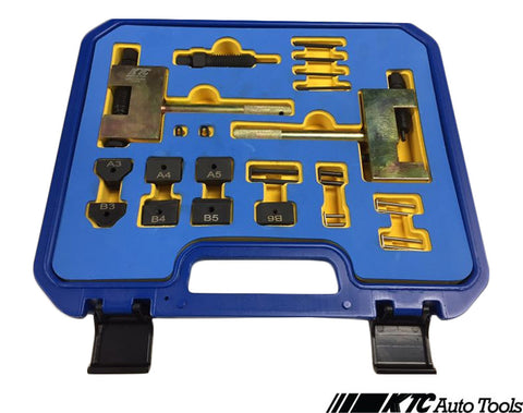 Mercedes Benz Timing Chain Riveting Tool Kit - SINGLE ROW AND DOUBLE ROW