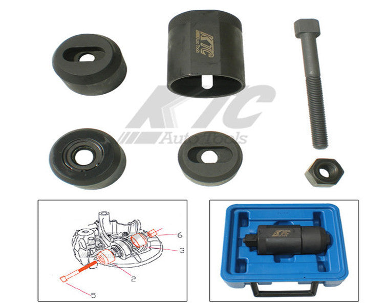 BMW REAR AXLES BUSH REMOVER/ INSTALLER (E38, E39, Etc....)