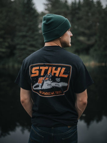 T-Shirt STIHL In Sawdust We Trust