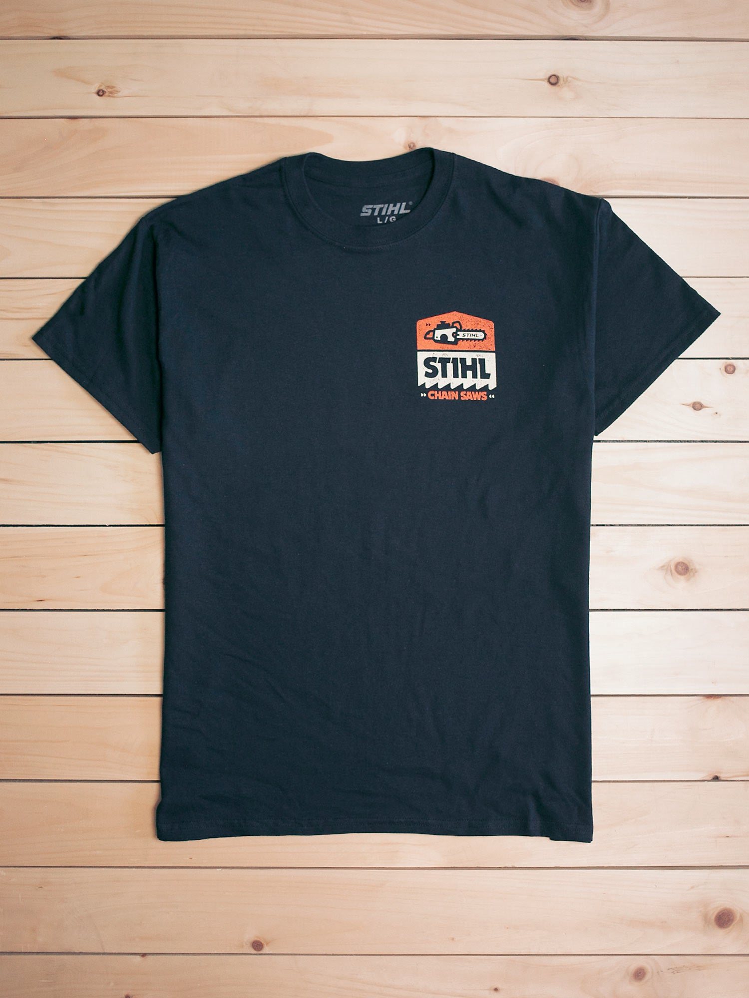 STIHL S/S CHAIN SAW SHIRT